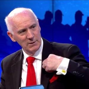 Retired Ref Still Wears Red Card Cufflinks