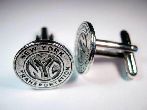 New York Cufflinks